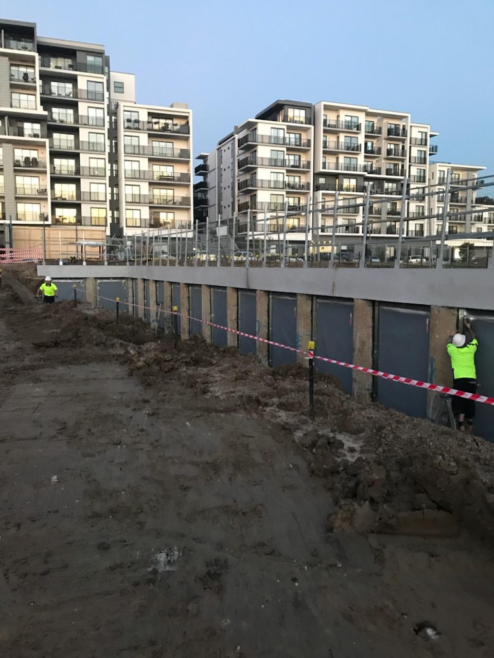 Coover active wall venting brunswick west victoria VMS